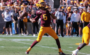 Arizona State Sun Devils at Utah Utes Betting Preview
