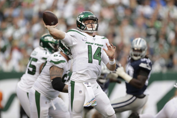 Monday Night Football Betting Pick: New England Patriots at New York Jets