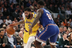 Los Angeles Lakers at Brooklyn Nets Betting Pick