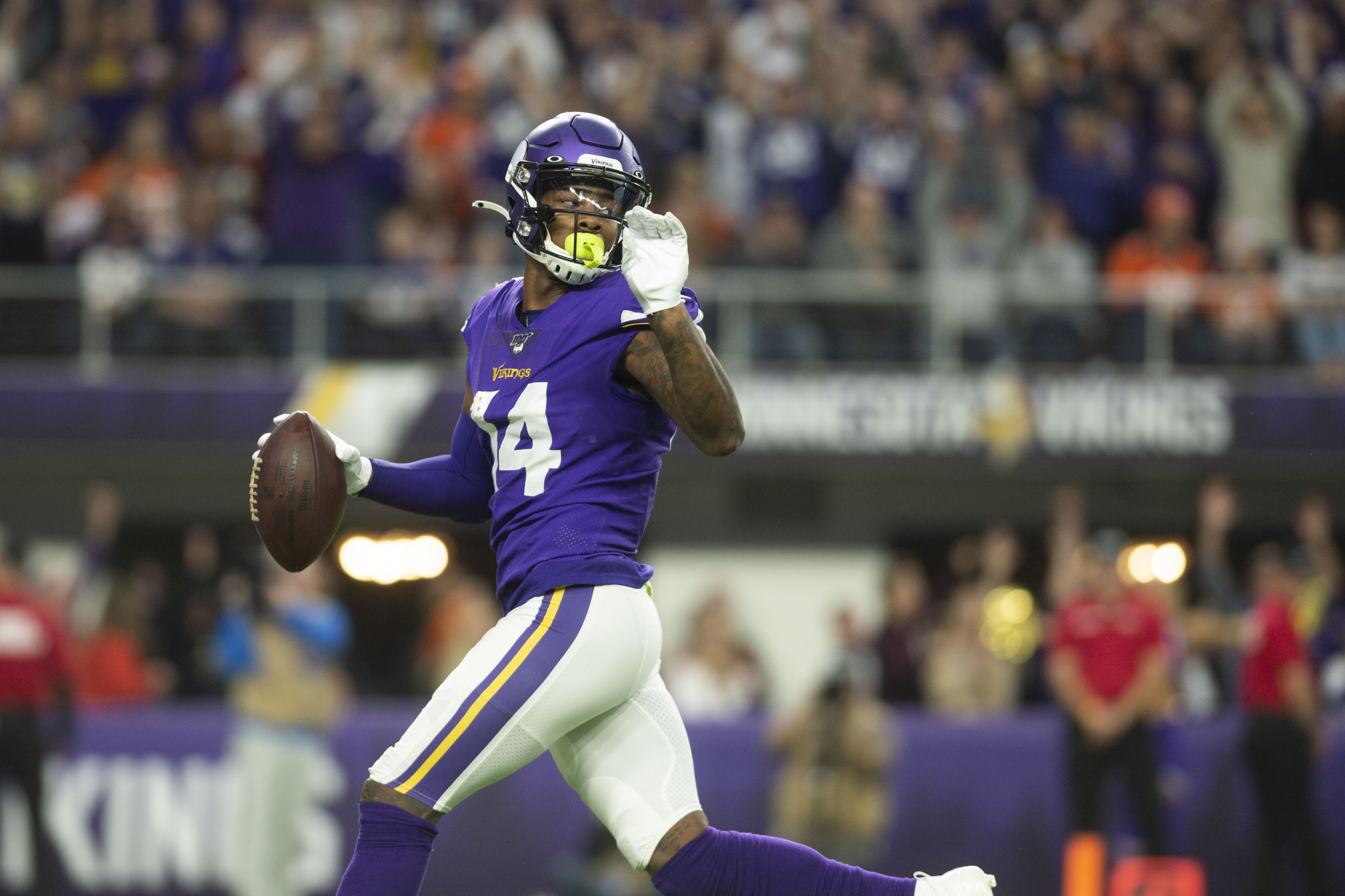 Minnesota Vikings at New Orleans Saints Betting Preview