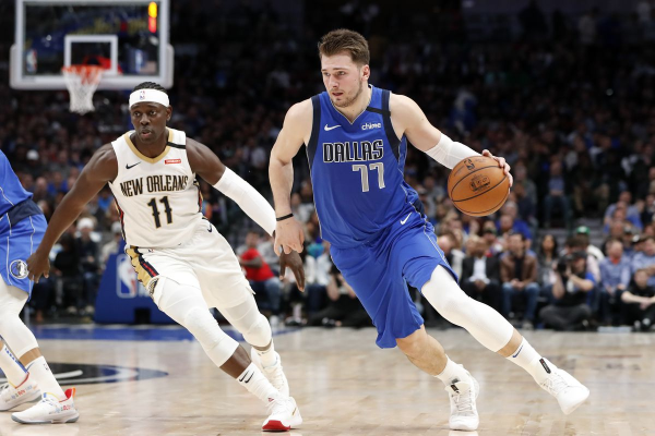 Mavericks Stifle Zion, Pelicans In Their Playoff Push