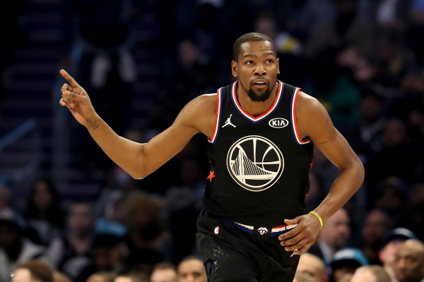 Kevin Durant Sweepstakes and 2020 NBA Championship Futures