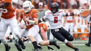 Betting Odds For Texas vs. Texas Tech