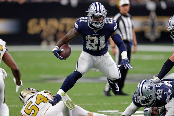 NFL DFS Lineup Tips for Sunday, October 13, 2019
