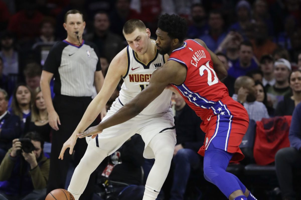 NBA Betting Tips and Prediction: Denver Nuggets at Philadelphia 76ers