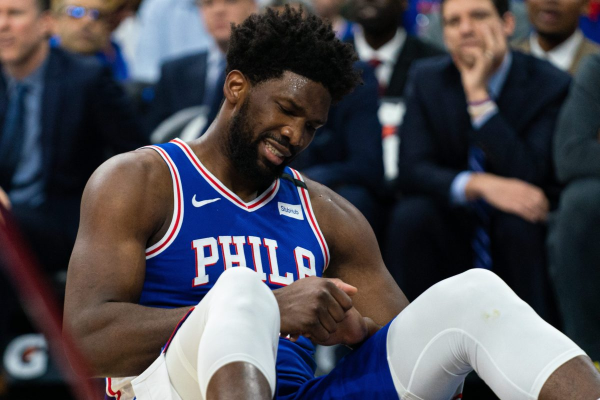 Embiid To Miss Time; Philadelphia Looks To Hang Tight In Competitive Eastern Conference