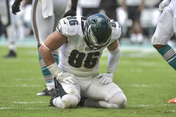 Eagles Miss Chance To Even Up NFC East With Loss In Miami