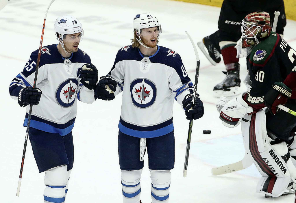 Stanley Cup Playoffs Round 1 Betting Preview: St. Louis Blues vs. Winnipeg Jets