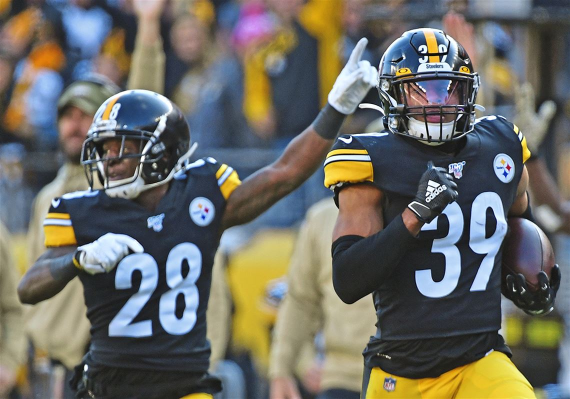 Steelers Stay Hot, Look for Playoff Run