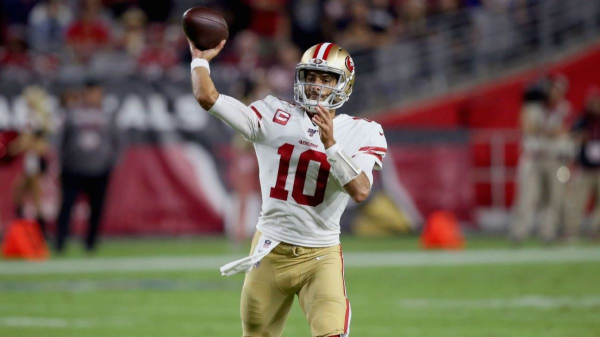 Monday Night Football Betting Preview: Seattle Seahawks at San Francisco 49ers