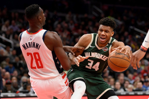 Milwaukee Bucks at Toronto Raptors Betting Preview