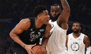 NBA All-Star Game Betting Preview: Team LeBron vs. Team Giannis
