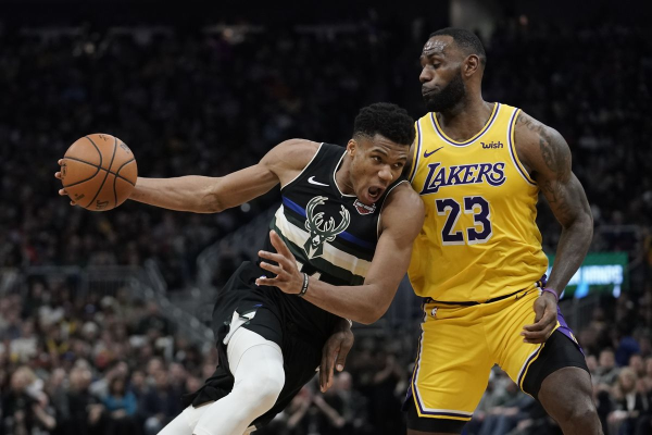 LeBron vs. Giannis Storyline Heating Up MVP Race