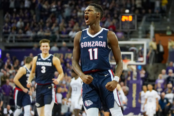 NCAA Basketball Betting Preview: North Carolina Tar Heels at Gonzaga Bulldogs