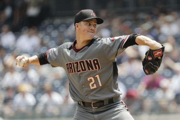 Greinke Makes Astros Betting Favorites, But Does Vegas Agree?