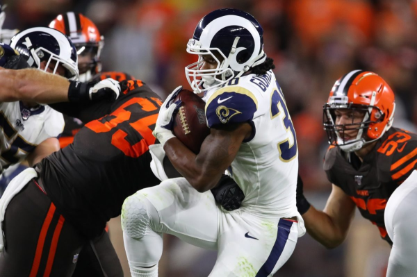 Gurley Off To Slow Start For Rams; Should There Be Concerns?