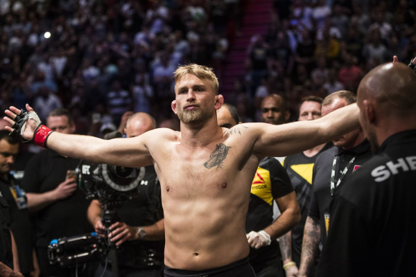UFC Fight Night 152: Gustafsson vs. Smith