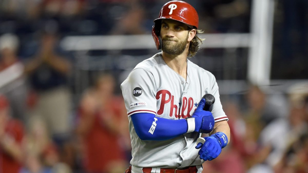 Phillies Miss 2019 Postseason; Was Bryce Harper's First Season In Philly A Total Failure?