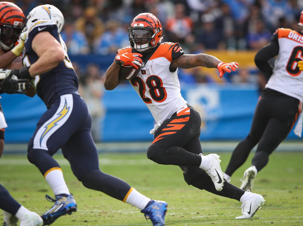 Chargers @ Bengals Betting Preview