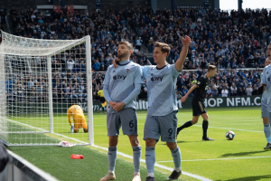 Sporting KC Aims for Better Performance in West Semi Against Minnesota