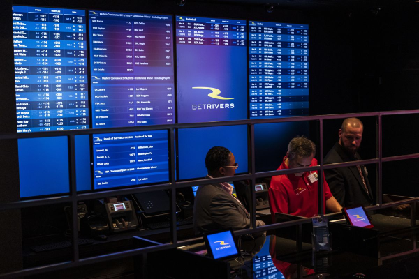 The Madness Comes To Illinois ... Retail Sports Betting, Anyway