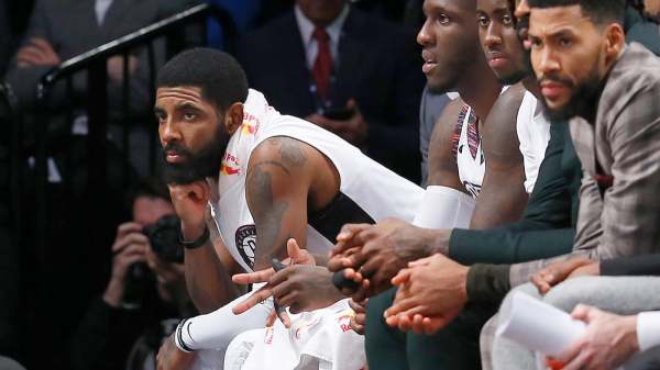 Irving Out For Season; Brooklyn Out Of Playoff Race?