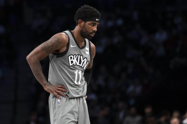 Irving Says Nets Need More Pieces To Contend