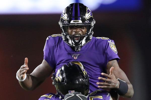 Ravens Dismantle Rams; Jackson Enhances His MVP Case