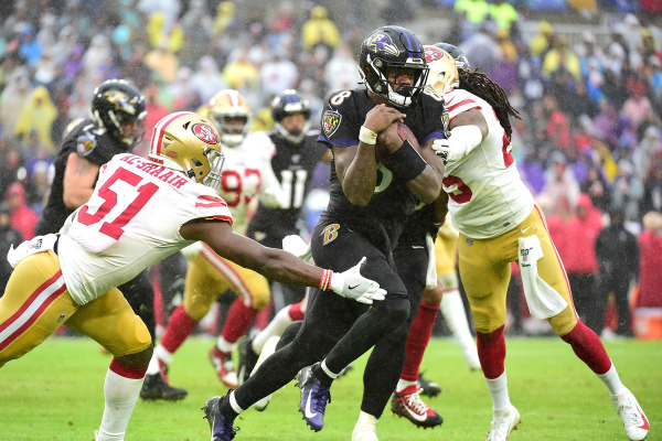 Ravens Top 49ers With Last-Second FG to Claim Potential Super Bowl Preview
