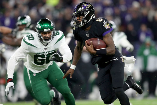 Ravens Roll One Step Closer To AFC Top Seed