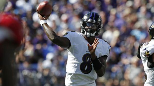 Sunday NFL Betting Pick: Baltimore Ravens at Kansas City Chiefs