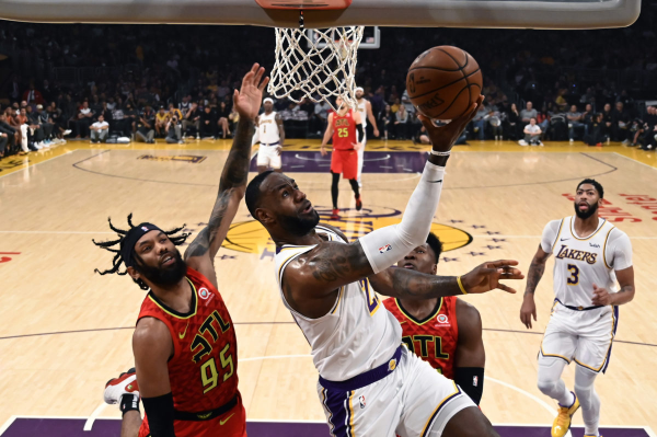 NBA Showdown: Oklahoma City Thunder at Los Angeles Lakers