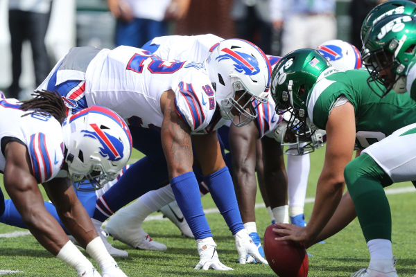 Buffalo Bills vs. New York Jets:  Betting Preview