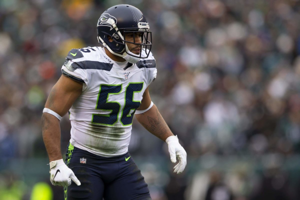 Seattle LB Kendricks Out; Can Depleted Seahawks Overcome Philadelphia?