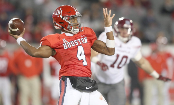 College Football Betting Pick: Houston Cougars at Oklahoma Sooners