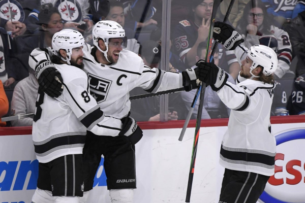 NHL Betting Preview: Los Angeles Kings at St. Louis Blues