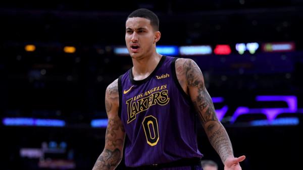 Lakers Without Kuzma As Season Approaches