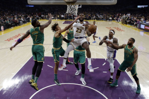 Lakers, Celtics Provide Sunday Thriller, Potential NBA Finals Preview