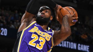 LeBron Unstoppable As No. 1 Lakers Take Down No. 2 Nuggets In OT