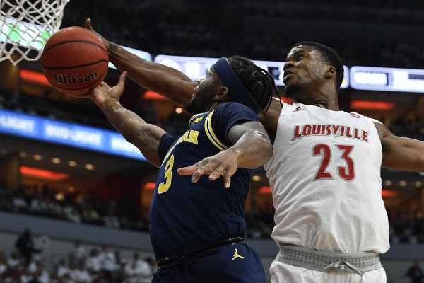 Louisville Remains At Top Of The College Basketball World With Double-Digit Win Over Michigan