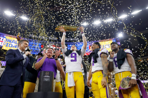 LSU Chalks Up Another Title For The Southeastern Conference