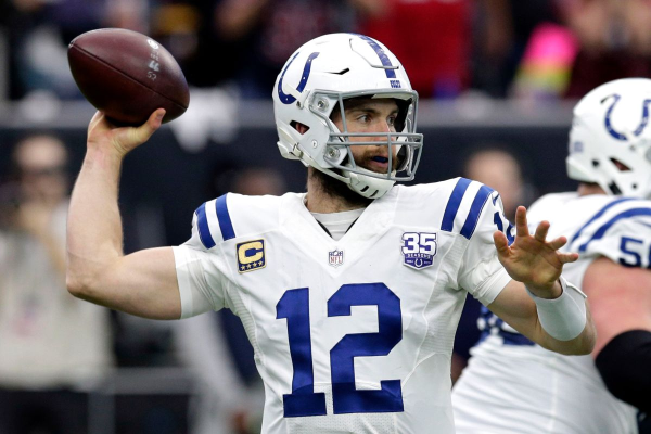 Indianapolis Colts Betting Preview For 2019/20 Season