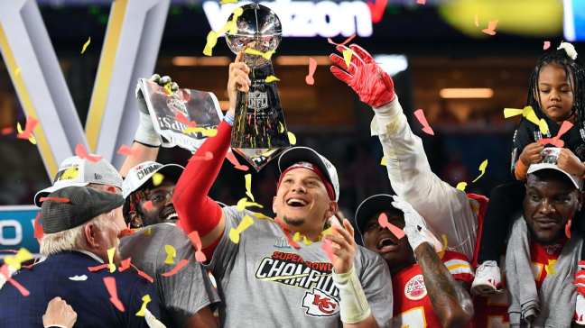 Chiefs Rally To Win Super Bowl LIV; Mahomes Named MVP