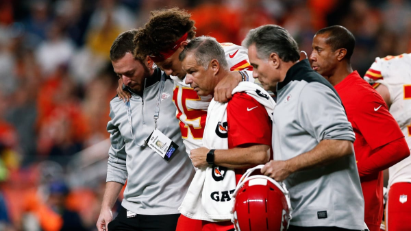Mahomes Out; Are The Chiefs Dead In The AFC?