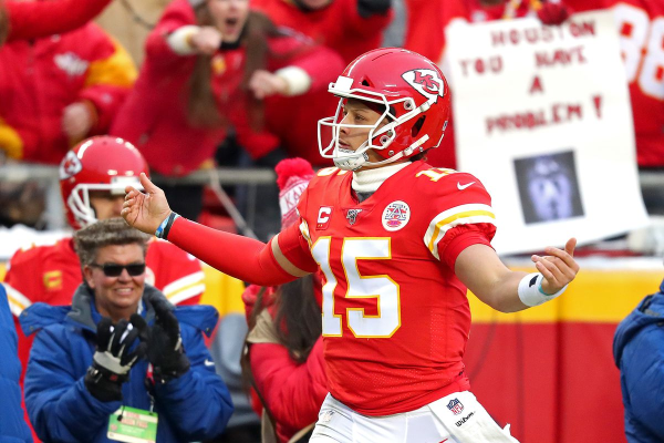 Kansas City And San Francisco Will Host Conference Title Games