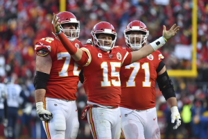 Chiefs Early Favorites For Super Bowl Clash With 49ers