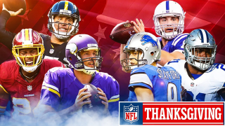 NFL Betting Favorites Have Historically Dominated on Thanksgiving Day