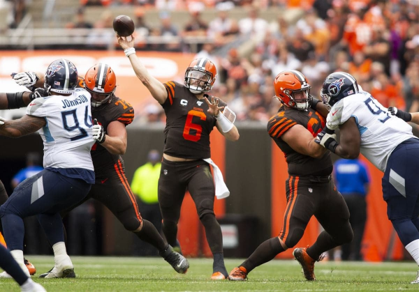 Cleveland Browns at New York Jets Betting Pick