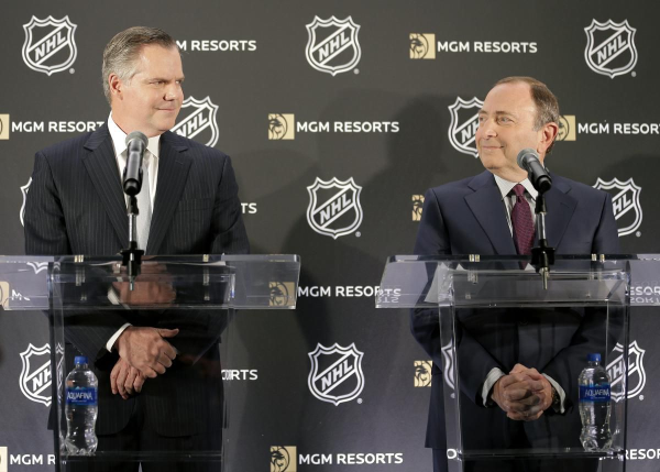 Improved Odds: How the new MGM-NHL Partnership will affect betting on hockey