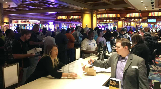 Mississippi Sees Huge Increase in Sports Betting Revenues in September